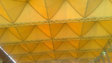 مظلات جلسات أسطح