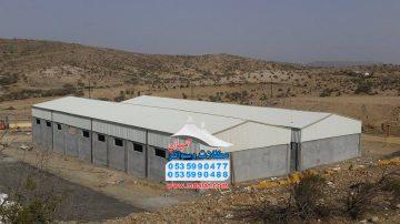 هناجر حميان 0535990477 – بمواصفات حكوميه -اعمال بلدية النماص